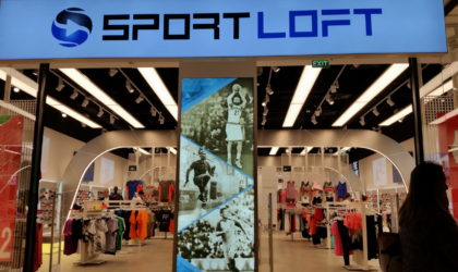 Sport Loft Shop – Bucharest
