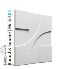 Round & Square | Model 05